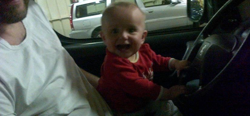 Oscar 6 – 7 maanden oud